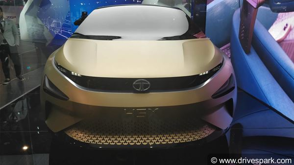Tata 45X Concept Hatchback Top Features: LED Headlamps, Advanced New Platform, Connectivity & More