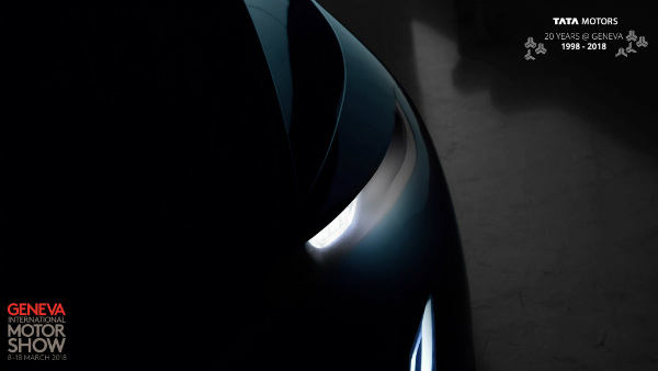 Tata Motors To Unveil Concept Sedan At The Geneva International Motor Show