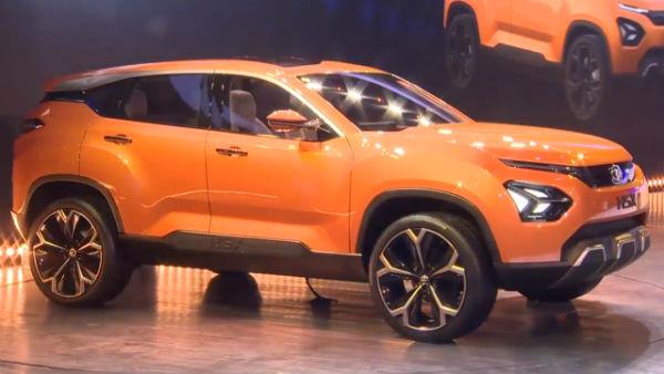 Tata H5X Revealed