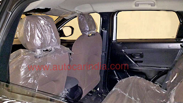 Tata H5X Interior Images Reveal Gearbox, Seating Layout, Infotainment System, Features & More