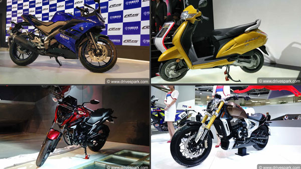 Top Best Bikes & Scooters At Auto Expo 2018: Launches, Unveils And ...