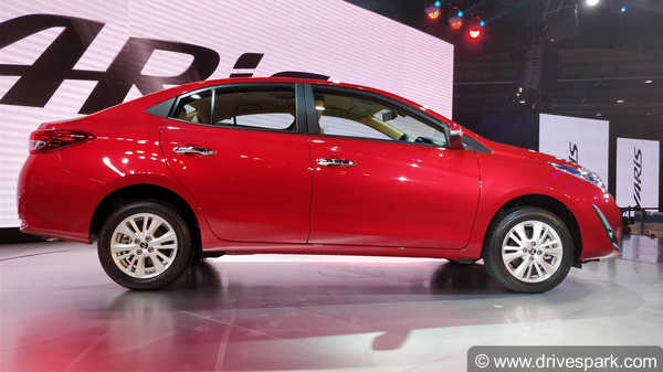 toyota yaris diesel might not be offered in india find out why drivespark news. Black Bedroom Furniture Sets. Home Design Ideas