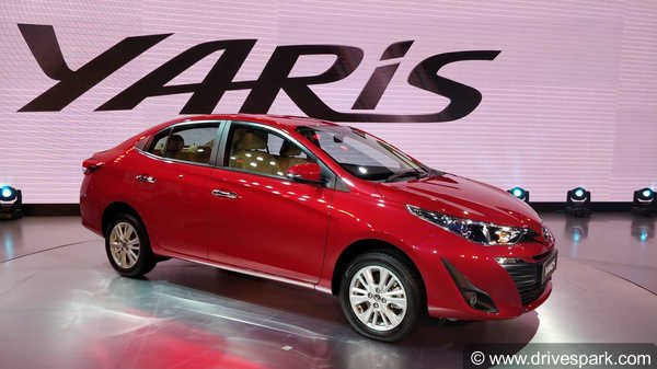 Toyota Yaris 2018 Top Features: Design, Engine, Safety, Comfort & More