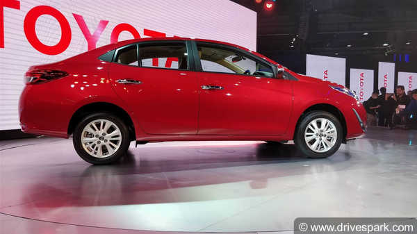 Toyota Yaris First Look Review
