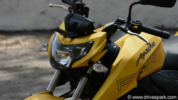 TVS Apache RTR 200 4V ABS Launched In India