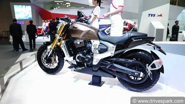 TVS Zeppelin Top Features To Know: Full-LED Headlamps, Integrated Camera, E-Boost & More