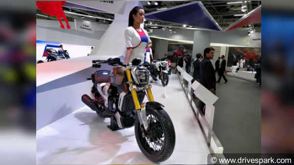 Auto Expo 2018: TVS Zeppelin Cruiser Concept Unveiled - Specifications, Features & Images