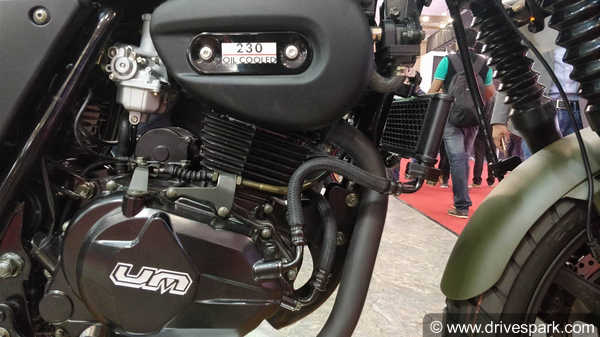 UM Renegade Duty S First Look Review — Design, Specifications, Features And Images