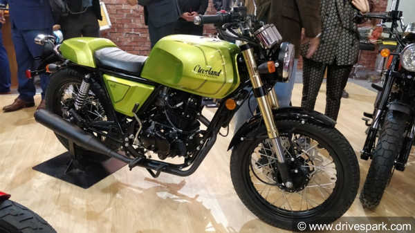 Auto Expo 2018: Cleveland CycleWerks Ace And Misfit Revealed - Specifications, Features & Images