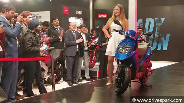 Aprilia SR 125 Top Features You Should Know: New 125cc Engine, 14-Inch Alloys, Disc Brake & More