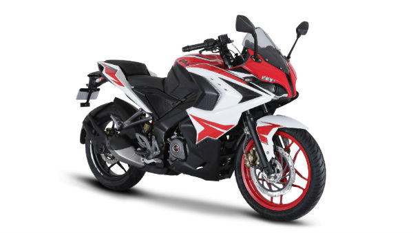 Bajaj Pulsar RS200 Racing Red Edition Launched