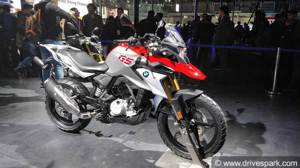 Bmw G 310 Gs First Look Review Design Specifications Features