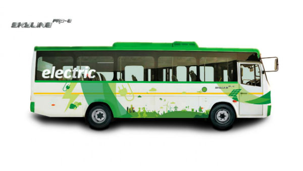 Eicher Skyline Pro Electric Bus Launched In India