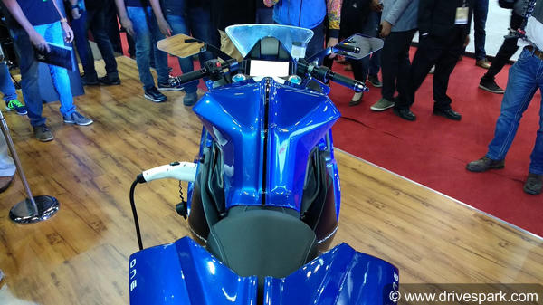 Emflux One Electric Superbike Launched In India