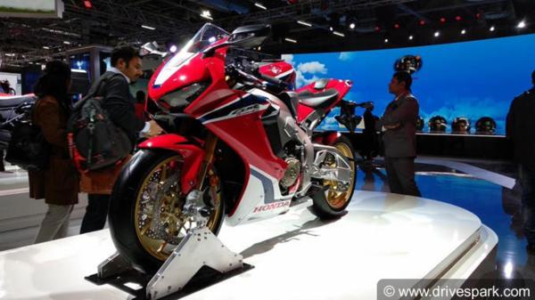 Auto Expo 2018: Honda CBR1000RR Fireblade SP Showcased; Specs, Features, Images & More