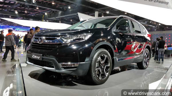 Honda CR-V 2018 Top Features: New Exterior & Interior Design, Diesel Engine & More