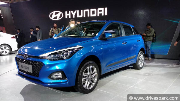 Hyundai i20 Facelift Prices Start At Rs 5.34 Lakh