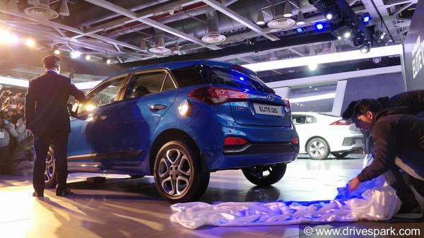 Hyundai i20 Facelift Debuts