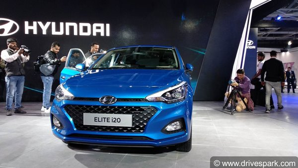 New Hyundai i20 Facelift Variants In Details