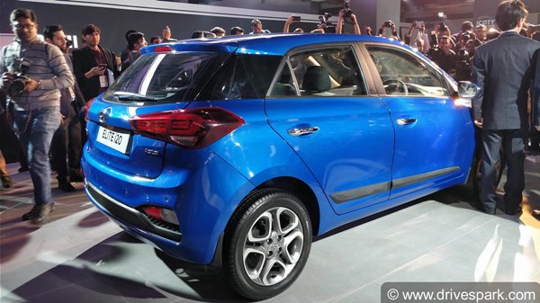 Auto Expo 2018: New Hyundai Elite i20 Launched At Rs 5.34 Lakh