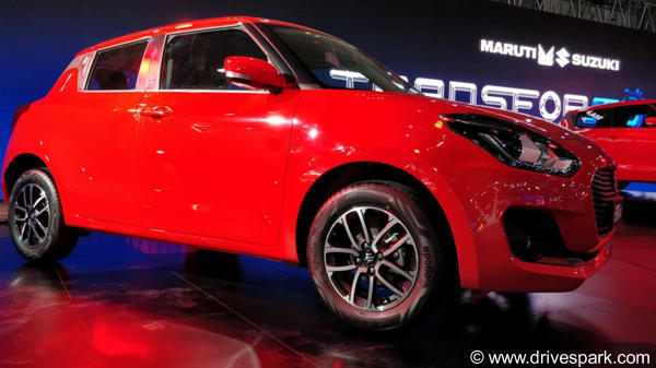 Auto Expo 2018: New Maruti Swift 2018 Launched In India