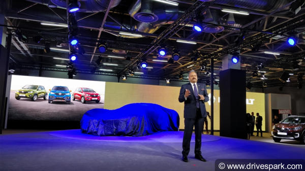 Renault At Auto Expo 2018