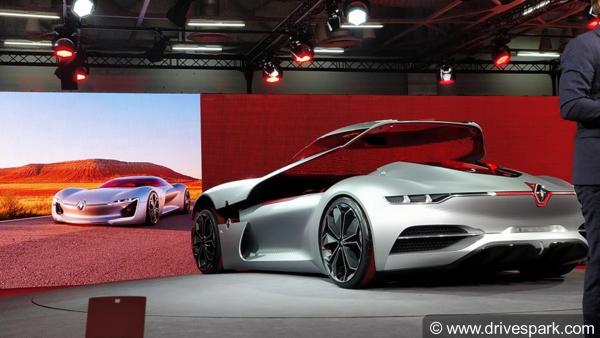 Auto Expo 2018: Renault Trezor Concept Revealed