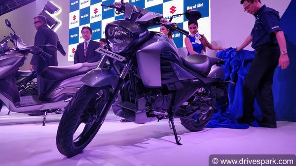 Auto Expo 2018 Suzuki Intruder 150 Fi Unveiled Specs Features