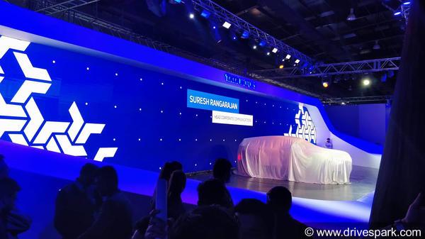 Tata Motors At Auto Expo 2018