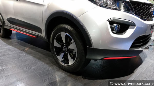 Nexon SUV, introduced with automatic gearbox in Auto Expo 2018