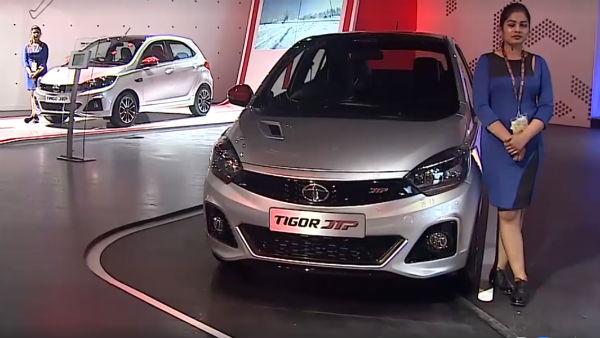 Tata Tiago JTP & Tata Tigor JTP Revealed