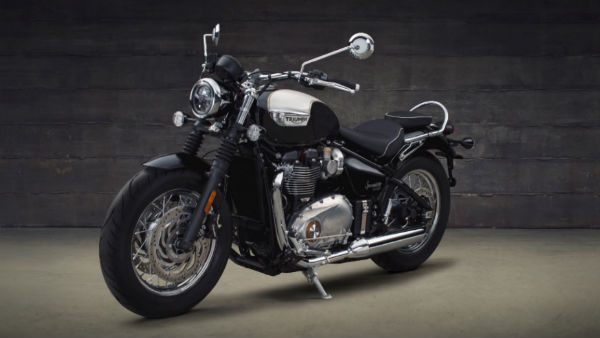 Triumph Bonneville Speedmaster Launched At Rs 11.12 Lakh In India - Specs, Features, Images & Details