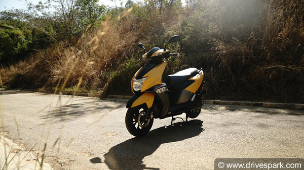 : TVS NTorq First Ride Review — A Feature-Packed Sporty Scooter For The Masses