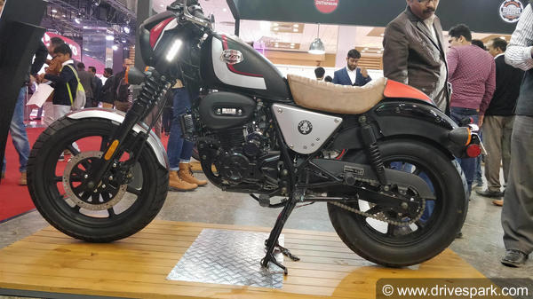 Auto Expo 2018: UM Renegade Duty Launched At Rs 1.10 lakh