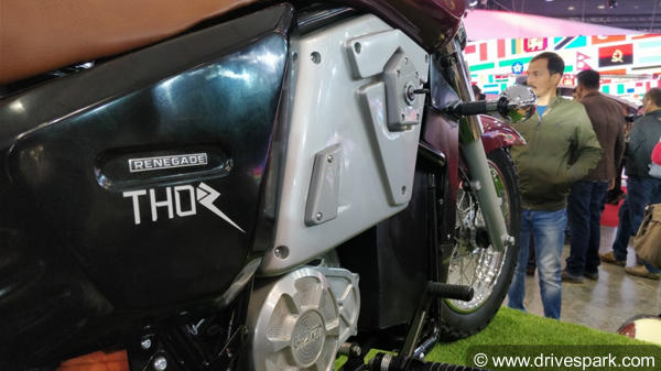 UM Renegade Thor First Look Review — Design, Specifications, Features And Images