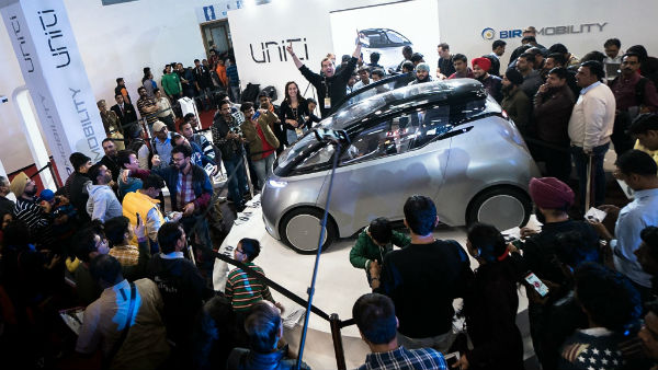 Auto Expo 2018: Uniti One Launched At Rs 7.14 lakh