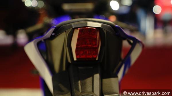 Yamaha YZF-R15 V3.0 First Look Review — Design, Specifications, Features And Images