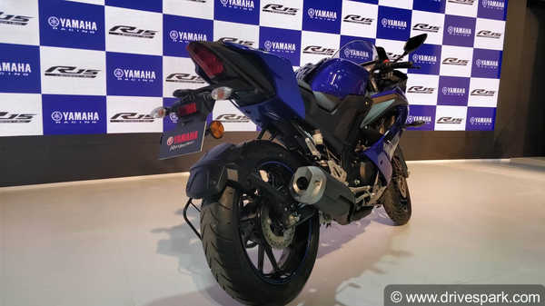 Auto Expo 2018: Yamaha YZF-R15 V3 0 Launched In India At Rs