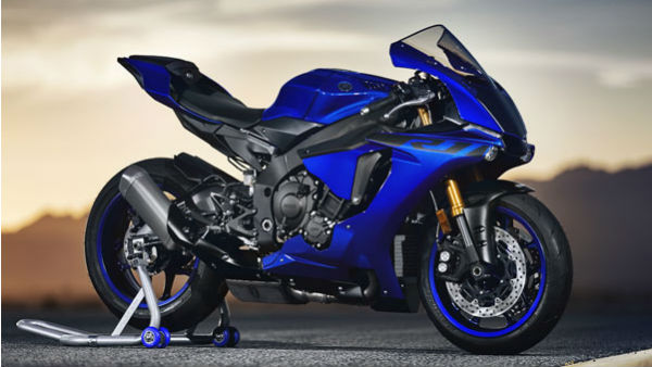 2018 yamaha r1 price reduced by rs lakh drivespark news. Black Bedroom Furniture Sets. Home Design Ideas
