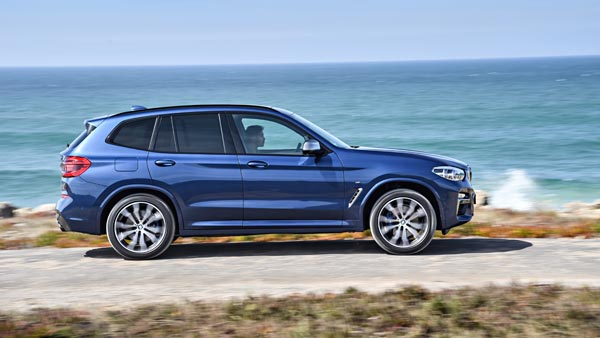 BMW X3 2018 India Launch Date Announced