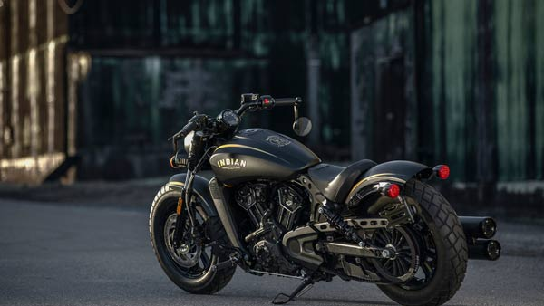 Indian Scout Bobber Jack Daniels Limited Edition Unveiled: Specifications, Features & Images