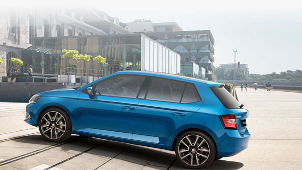 2018 Geneva Motor Show: Skoda Fabia Facelift Revealed - Specifications, Features & Images