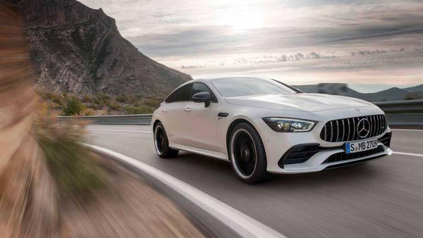 2018 Geneva Motor Show: Mercedes-AMG GT 4-Door Coupe Unveiled - Specifications, Features & Images