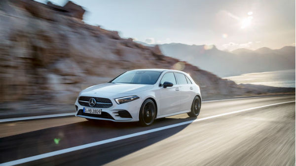 New Mercedes-Benz A-Class Will Come To India In 2019.