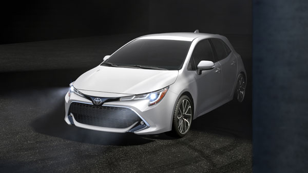 2019 Toyota Corolla Hatchback Revealed Expected Launch