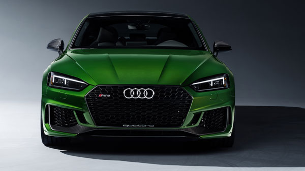 Audi RS5 Sportback Flexes Its Muscles In Official Videos