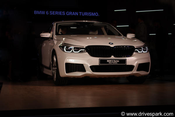BMW 6 Series GT Launched In Bangalore At 58.90 Lakh - Specs, Features & Images