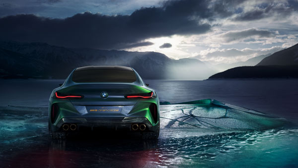 2018 Geneva Motor Show: BMW M8 Gran Coupe Concept Unveiled — Specs, Features & Images