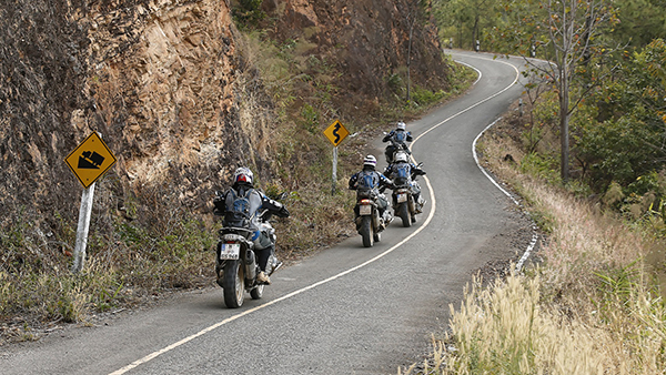 BMW Motorrad Safari Debuts In India — Touring On A BMW Motorcycle
