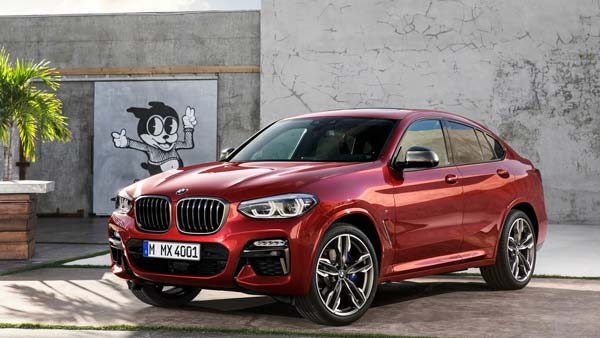 2018 Geneva Motor Show: New-Generation BMW X4 Showcased - Specifications, Features & Images